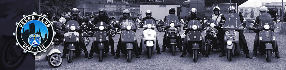 VESPA CLUB GENT-LEIE Rotating Header Image